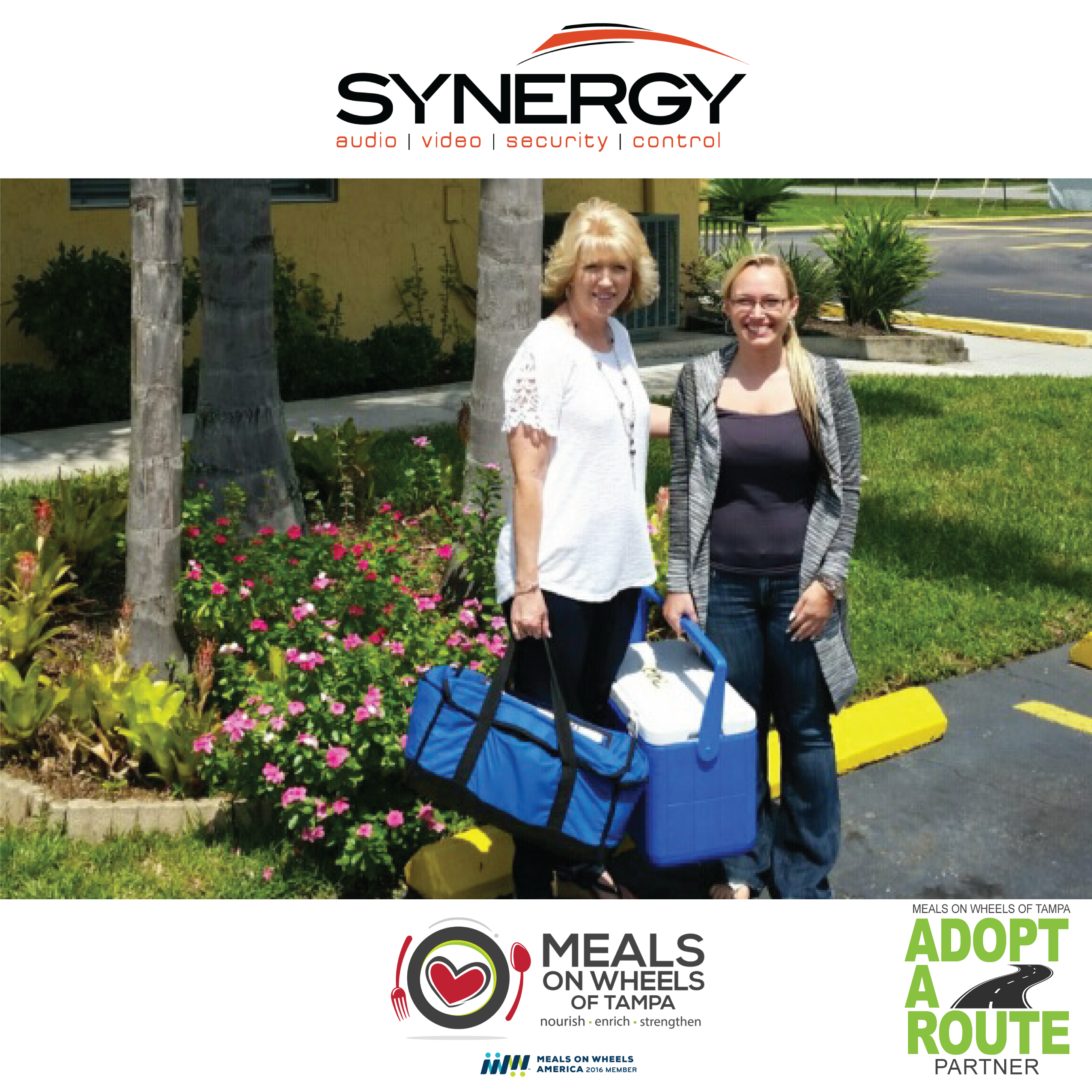 Adopt A Route Aar Meals On Wheels Of Tampa