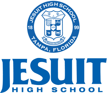 Jesuit High School logo Tampa.